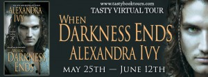 When Darkness Ends Tour Banner
